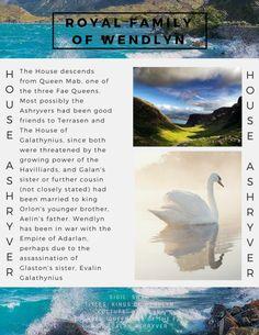 Royal Family of Wendlyn