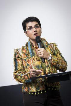 Véronique Crété, directrice du département Prévention Sécurité et Santé au travail SNCF / Forum Bien vivre au travail SNCF (novembre 2013) 2013, November