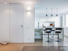 Интерьер квартиры в Минске: интерьер, квартира, дом, минимализм, 50 - 80 м2, студия #interiordesign #apartment #house #minimalism #50_80m2 #studio #atelier arXip.com