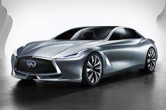 Infiniti Design Boss Hints At A Flagship Sedan Concept For Detroit Infiniti Design, Infiniti Q, Alfa Romeo, Gq, Detroit, 2k Wallpaper, Super Sport Cars, Twin Turbo, Luxury Cars