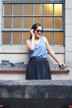 Xá de Amora - Blog de Moda: LOOK Forever 21 & Dafiti Collection
