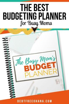 Tried all the budgeting worksheets? If you're a busy mom and want a financial planning pdf that's simple but effective and fun to use, download this budget planner. Already have a budget binder? Use this to supplement, and add to your financial planning efforts. #budgetingfinances #budgetingforbeginners