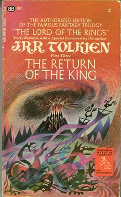 Lord of the Rings book 3 - i've never actually read this. don't kill me.