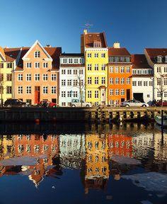 90 days Scandinavia trip (Norway/Denmark/Sweden) in 2012 during my no pay leave.  Christianshavn ~ Copenhagen ~ Denmark