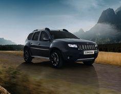 UPSTER - Croisement Duster et Jeep on Behance