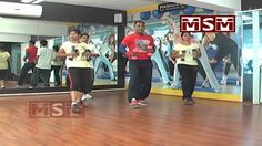 Aerobics Daily Work Out Part  01