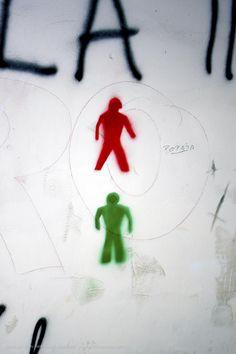 Kreni - stani / BIGZ #BeogradskiGrafiti #StreetArt #Graffiti #Beograd #Belgrade #Grafiti