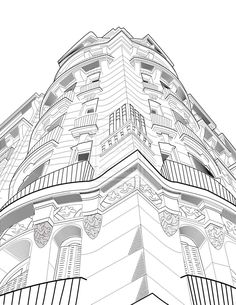 Learn how to draw a building in 3 point perspective in this free art lesson on video. Description from sehibibakel.site88.net. I searched for this on bing.com/images