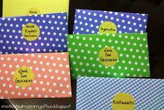 Motivated Mommy: {Budgeting} Cash Envelope System & Free Printable