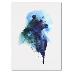 """Trademark Art """"Best Friends Forever"""" by Robert Farkas Graphic Art on Wrapped Canvas Size: 32"""" H x 24"""" W x 2"""" D"""