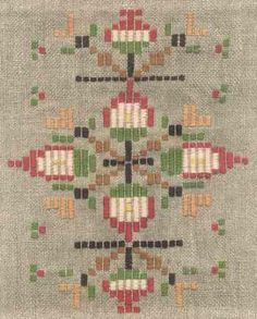 Georgia Hadley | Embroidery Weaves | dukagång | inlay threads separated by one plain weave pick | Complex Weavers Journal no. 82 | October 2006