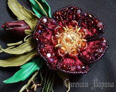 Фотографии Евгения Ворона. Авторские украшения из бисера – 9 альбомов | ВКонтакте