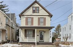 321 6th St New Cumberland, PA 17070 - Sold in October 2014