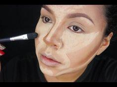 Cambio Extremo Con Maquillaje - JuanCarlos960 - YouTube