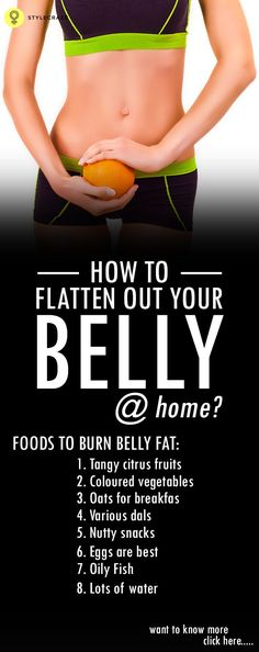 How to Get Rid of Belly Fat and Get Those Toned Abs You Always Wanted