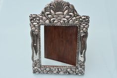 Currently at the #Catawiki auctions: Colonial silver photo frame, silver Peruvian, Miraflores, Peru early 20th cen...