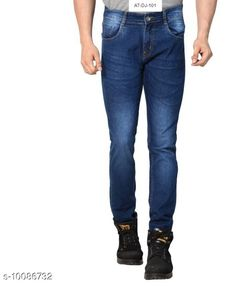 Jeans Masterly Weft White Colour Trendy Slim Fit jeans For Men Fabric: Denim Pattern : Solid Multipack: 1 Sizes:  34 (Waist Size: 34 in Length Size: 43 in)  36 (Waist Size: 36 in Length Size: 43 in)  30 (Waist Size: 30 in Length Size: 43 in)  32 (Waist Size: 32 in Length Size: 43 in) Country of Origin: India Sizes Available: 30, 32, 34, 36   Catalog Rating: ★3.8 (427)  Catalog Name: Elegant Unique Men Jeans CatalogID_1806816 C69-SC1211 Code: 026-10086732-1551
