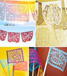Cinco de Mayo / Wedding banners