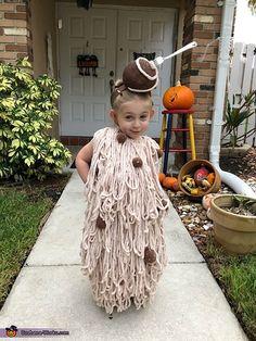 Food Halloween Costumes, Theme Halloween, Halloween Costume Contest, Creative Halloween Costumes, Diy Costumes, Costume Ideas, Food Costumes For Kids, Homemade Costumes, Zombie Costumes