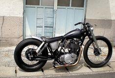 MatsumaruSR500 - Pipeburn - Purveyors of Classic Motorcycles, Cafe Racers & Custom motorbikes