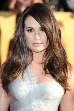 long hair with lots of layers and side swept bangs - Google Search