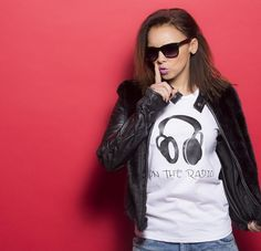 Camiseta On the radio by Chenoa