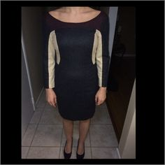 Dress: fits a little tight Size 2, used, no defects, designer: amy matto Amy matto Dresses