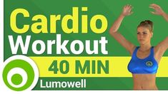 Cardio Workout for Women - YouTube