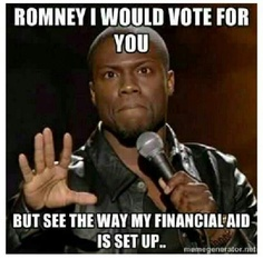 Kevin Hart putting it in perspective LOL!!