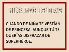 Micromachismo #6