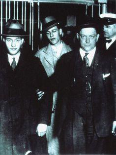 Prison Escort of Leopold and Loeb