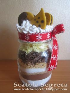 Scatola Segreta: Cookies in a jar