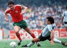 Argentina 2 Bulgaria 0 (Copa del Mundo México 1986,Estadio Olímpico,México DF,10/06/1986)