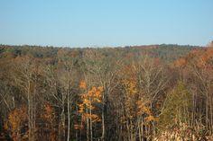 Woodstock CT....autumn landscape Far Away, Woodstock, Camping, Autumn, Mountains, Landscape, Places, Nature, Travel