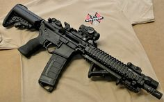 #AR-15 #tactical #survival #accurate #guns #weapons #menstyle #woman