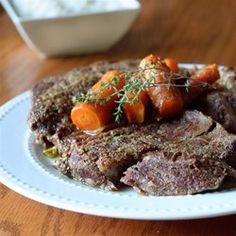 Easy Pressure Cooker Pot Roast - Allrecipes.com