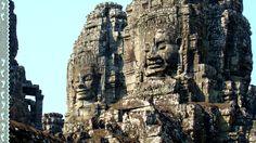 Thom Bayon #Angkor #SiemReap #Cambodia #Asia
