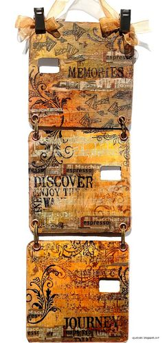 Media Mix, Mixed Media Art, Different Media, 3rd Eye, Wooden Decor, Altered Art, Creative Art, Eye Products, Canvas Art