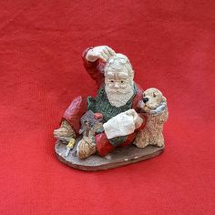 """United Design Santa Legend of Santa """"Assembly Required"""" by WillowLaneGallery on Etsy"""