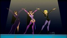 Birds Of Prey. This has to be the most sexually explicit song I've ever seen in a cartoon. This is pure gold!