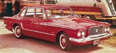 1961 Valiant - While the 1961 Valiant looked pretty much like its predecessor, it was, psychologically, an entirely different car. For one thing, it was no longer alone in the Chrysler family.