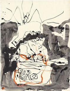Georg Baselitz, Untitled (2013)