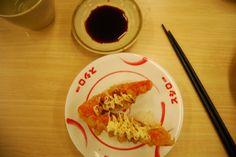 Sushi at Fukuoka
