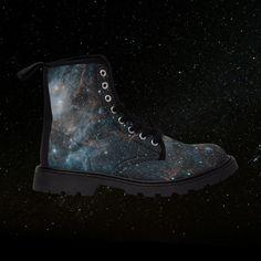 ee8b1498cefb7 Supernova Remnant HBH3 boots -----  space  galaxy  nebula