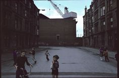 Raymond Depardon - Glasgow, 1980