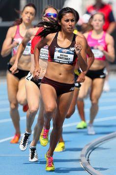 Brenda Martinez 2013 USA T&F Championships