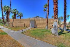 Sandpiper, 1962 Palm & Krisel-designed midcentury modern condominium, Palm Desert, CA Palm Desert, Island Tour, Filming Locations, Condominium, Santa Barbara, Midcentury Modern, Greece, Deserts, California