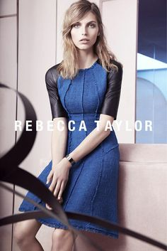 The Best of Fall 2013 Campaigns: Rebecca Taylor