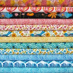 Alegria by Geninne D Zlatkis for Cloud9 Fabrics