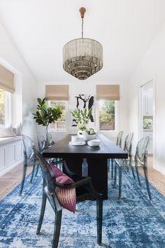 Dining Room by Amanda Barnes